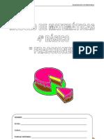 MODULO DE FRACCIONES 4º