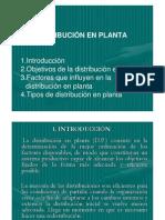 DISTR PLANTA