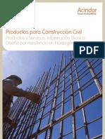Acindar Manual Construccion
