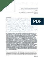 ESCOBAR - El Comunicador Comunitario y Sus Implicancias Politicas
