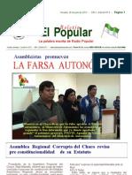 La Farsa Autonomia Regional