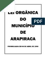 Lei Organica Municipal _ Atualizada Em 21072011lom