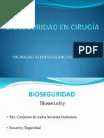 Bioseguridad en Centro Quirurgico Copia