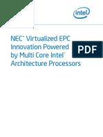 NEC Virtualized Epc Paper