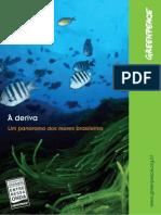 Relatório Greenpeace oceanos deriva