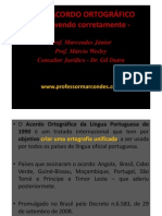 Slides Reforma Ortografica