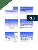 Aula 5-Metodo Das Projecoes