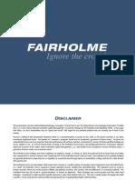 FairholmeFreddie-FanniePresentation