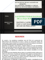 Expo de Estructural Domos Salinos