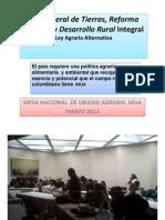 Presentacion Ley Alterna de Desarrollo Rural-1