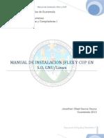 JFlex CUP Debian