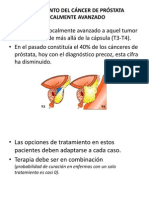 Tratamientos para el Cáncer de Próstata [Autoguardado]