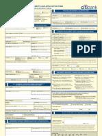 Citibank Form