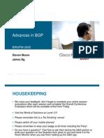 Advance Bgp
