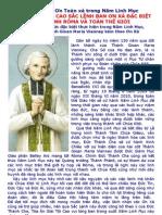 Sắc lệnh về Ơn Toàn xá trong Năm Linh Mục