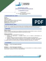 Carta Al Estudiante II0603 II 2013 Jueves