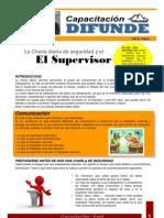 Nº 89 - EL SUPERVISOR Y LAS CHARLAS DE SEGURIDAD