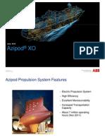 Azipod XO Presentation