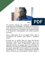 Pino Iturrieta, Dios y Federación.docx