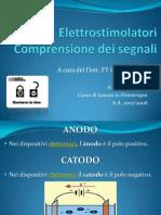 Claudio Gatta-Elettrostimolatori, Comprensione Dei Segnali (Fisioterapia)