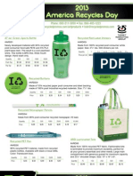 2013AmericaRecyclesDayMerchandise2