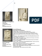 Approaches to Greek Sculpture