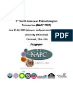 Napc 2009 Full Meeting Program