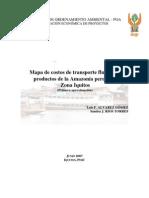 06 Mapa Costos Transporte Fluvial