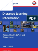 AHS&E Distance Learning Information v7 May 2013[1]