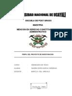 Proyecto Seminario de Tesis -Sandra