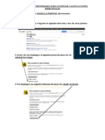 Tutorial Relweb Primaria Para Ingresar Calificaciones Bimestrales