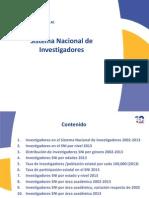 Sistema Nacional de Investigadores
