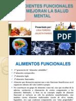 Ingredientes Funcionales Que Mejoran La Salud Mental