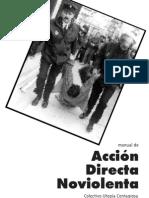 manual acción directa noviolenta