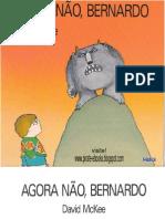 Agora N_o, Bernardo
