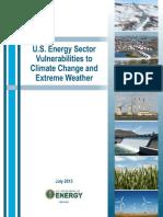 20130716-Energy Sector Vulnerabilities Report