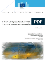 Ld-na-25815-En-n Final Online Version April 15 Smart Grid Projects in Europe - Lessons Learned and Current Developments -2012 Update