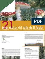 Guía Setas Tóxicas El Paular