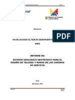 Informe Taludes Y MUROS Cs