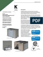 Manual de Condensadoras Modelo Yc. Mca York