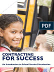 Contracting for Success