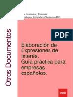 Guia Practica Para La Elaboracion de Expresiones de Interes