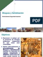 Bloqueo y Señalizacion (v.2011)