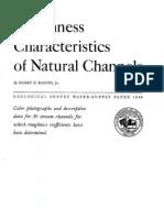 "NRCS - Channel ""n"" value guide (Barnes)"