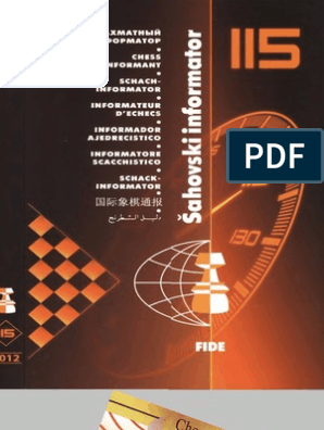 Informador 115 - 2012.pdf | World Chess Championships | Chess Olympiad  Competitors