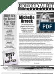 HRWF SEPT 2013 Redwood Alert