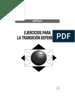 Basquet 4 Ejercicios de Defensa