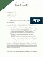 Pvt. Chelsea Manning Formal Application for Presidential Pardon