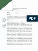 Acuerdo de Consejo Reducen Ingresos Peculado-038
