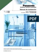 KXTEB308ManualInst